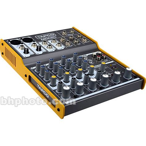 Mixer 6 Chanel Murah tapco mix60 6 channel mixer mix 60 b h photo
