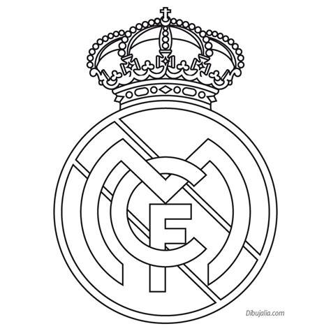 messi tattoo vorlage escudo real madrid dibujalia dibujos para colorear