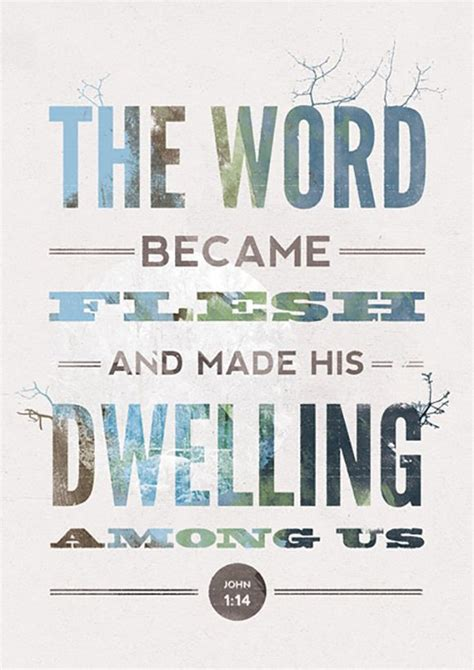 design poster word 51 best word became flesh theme images on pinterest