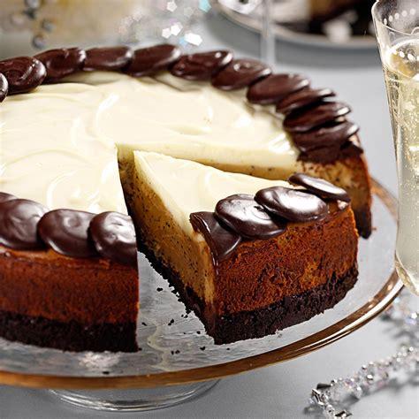 cappuccino cheesecake recipe taste of home