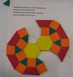 verb pattern block 1000 images about math symmetry on pinterest symmetry