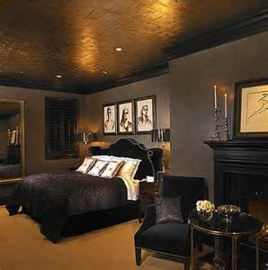 1000 ideas about black gold bedroom on black