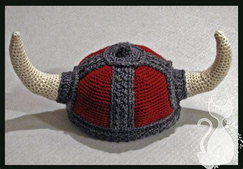 crochet pattern viking helmet viking hats tag hats