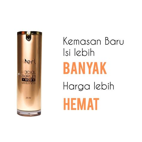 Harga Serum Bps b erl lightening serum serum
