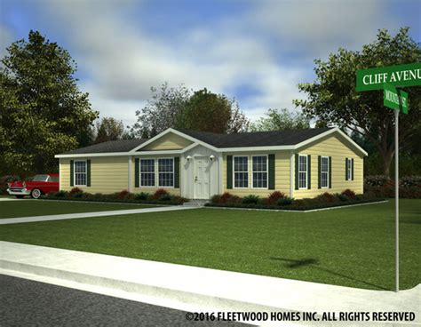 inspiration 28483i fleetwood homes