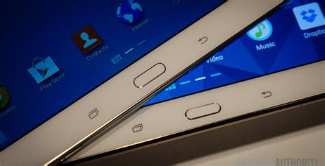Samsung Tab S Second here s how lollipop 5 0 2 looks on the galaxy tab s 8 4