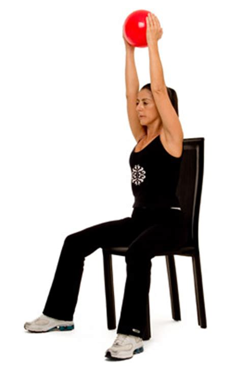 Armchair Exercises iposture posture for armchair exercises arm raise