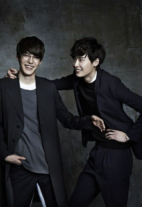 film korea lee jong suk dan kim woo bin j w image 2430424 by taraa on favim com