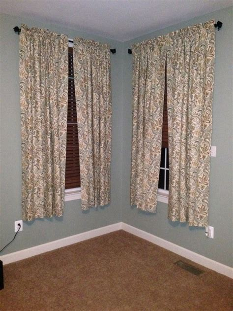 correct length for curtains hover break or puddle what length should my drapes be