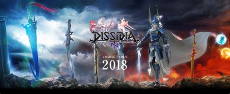 Dissidia Ps4 qoo news dissidia on ps4 announced qooapp