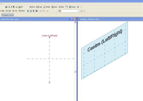 revit tutorial reference plane revit family man understanding reference planes and work