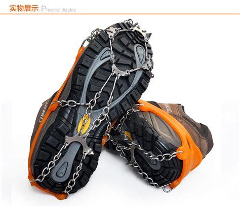 cadenas para zapatos para nieve compra cadenas de nieve para los zapatos online al por