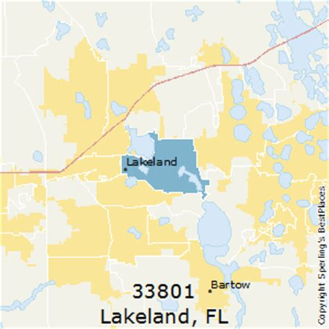 Best Places to Live in Lakeland (zip 33801), Florida