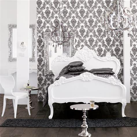 chambre style baroque deco maison style baroque