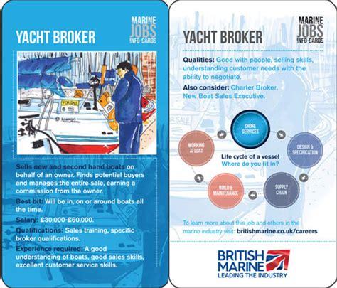 yacht broker jobs yacht broker