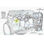 Jeep Cherokee Ground Wire Location