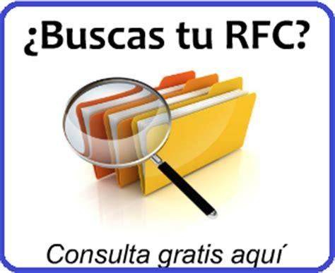 consulta tu rfc registro federal de contribuyentes y rfc con curp autos post