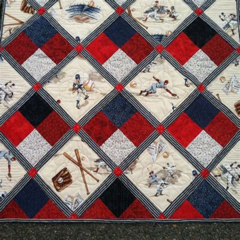 Baseball Quilt Fabric by 25 Unique Baseball Quilt Ideas On Baby Quilt