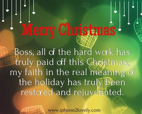 merry christmas  messages  boss  family iphonelovely