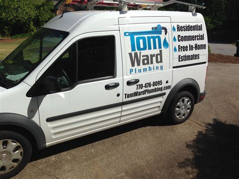 Ward Plumbing by Signs By Tomorrow Of Duluth Testimonials