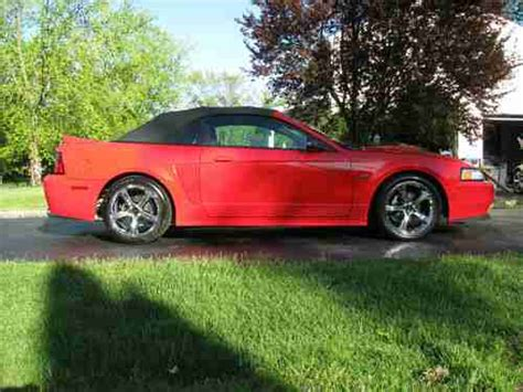 2000 mustang v8 sell used 2000 ford mustang conv supercharged 4 6l v8 5