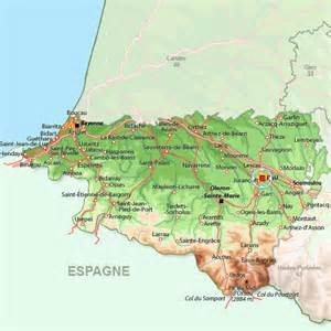 Pau France Map by Rural Cottage In Pau Holiday Rentals Pyr 233 N 233 Es Atlantiques
