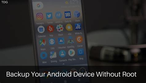 root your android how to backup your android device without root the droid guru