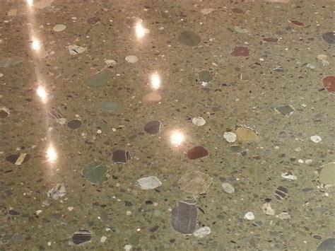 Polished Concrete Floor   Domestic Application