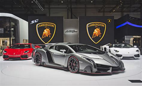 Lamborghini Boasts 30% Growth in 2012, Promises Investment