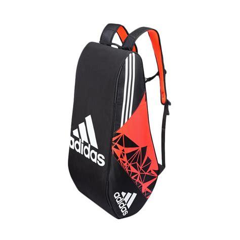 Tas Raket Badminton Thermo jual adidas wutch p7 12 thermo bag tas badminton orange