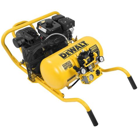 10 psi air compressor shop dewalt 10 gallon 155 psi horizontal portable gas air