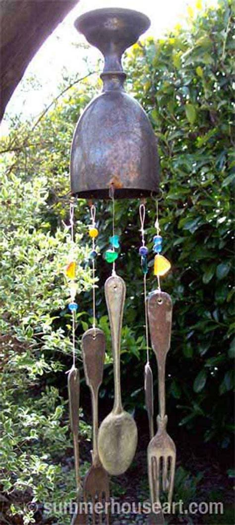 How To Make Handmade Wind Chimes - 1000 ideas about wind chimes on wind