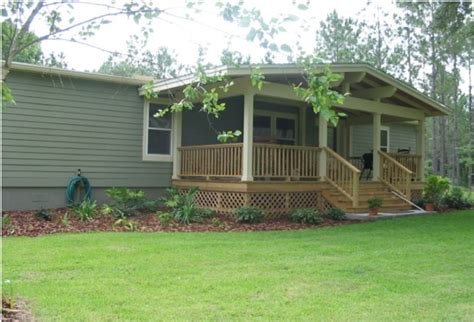 porch designs mobile homes home porches ideas front plans