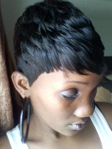 pictures of black hair style short 27 piece african american hair styles on pinterest big chop