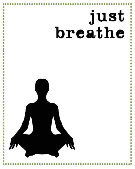 Breathe It All In breathing om she said
