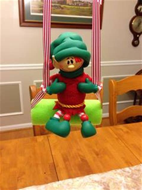 noodle swing elf on the shelf ideas adventures of christopher pop in