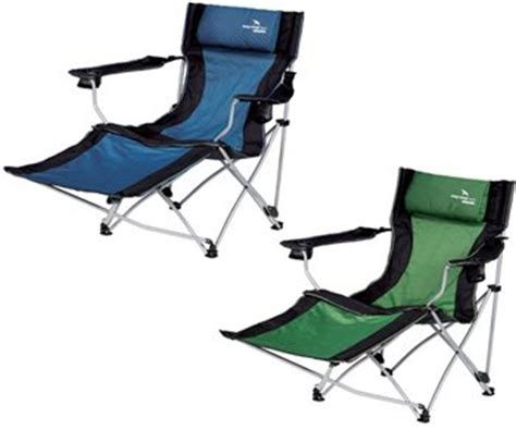 Reclining Folding C Chair With Footrest Easy C Relax Reclining Chair With Foot Rest