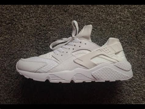 aliexpress knockoffs video how to spot fake nike air huarache trainers real