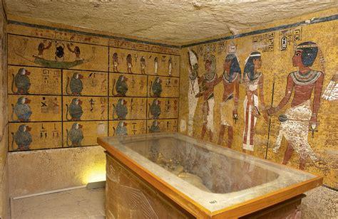 Imagenes Tumbas Egipcias | creada una r 233 plica de la tumba de tutankham 243 n