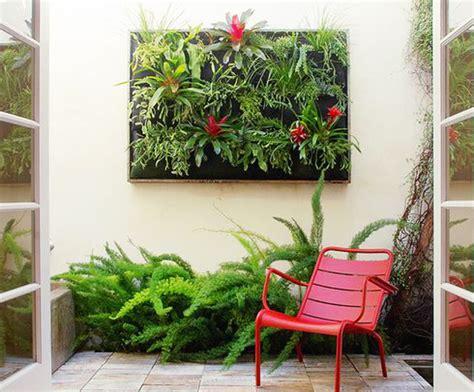 decoracion paredes jardin decora tus paredes con jardines verticales de