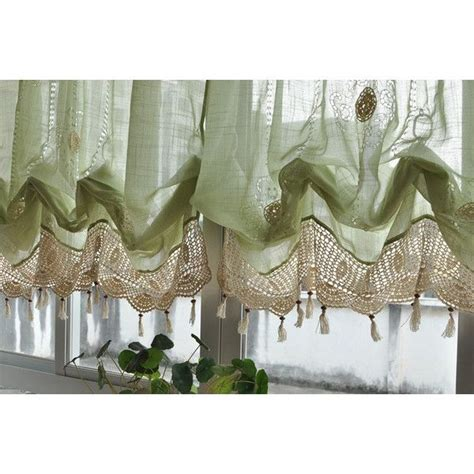 Gray Balloon Valance 42 Best Images About Balloon Shades On Window