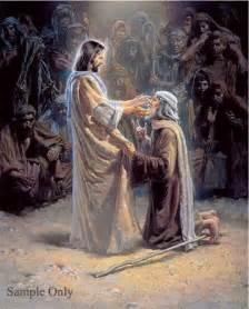 Jesus Healing Blind Jesus Christ Wallpaper Sized Images Pic Set 18