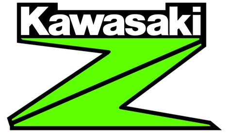 Kawasaki Z Sticker by Sponsoren Autoaufkleber Kawasaki Z Wraparts