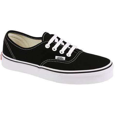 black vans shoes vans authentic canvas skate white black navy purple