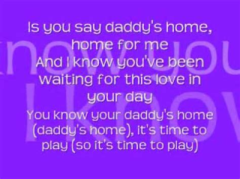 s home lyrics usher