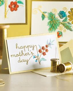 make your own mothers day card a bit of patti make your own s day cards