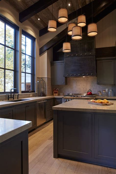 Rustic Modern Kitchen Ideas Dream Home In Tahoe When Rustic Meets Modern Mountain Homes Modern