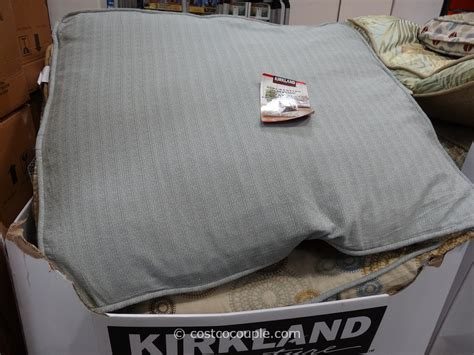 kirkland dog beds kirkland signature rectangular pet bed