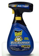 raid max bug barrier  defense marker coupon