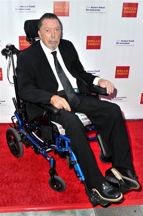 What Is Tim Doing Now by Tim Curry Makes Carpet Appearance After Stroke